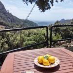 Was für ein Ausblick: Vom Tramuntana-Gebirge hinab ins Tal
