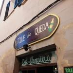 Das Toque de Queda in Palma - fantastisches Essen!