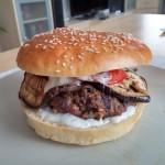 Kebab-Burger!