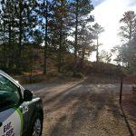 Der North Campground grenzt direkt an den Bryce Canyon