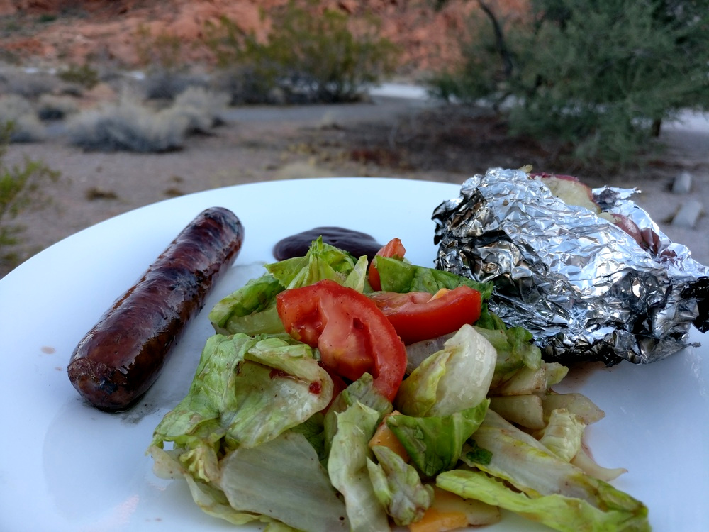 Valley of Fire Beef Smoked Sausages