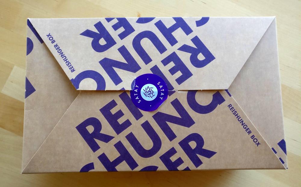 Erdnuss-Satay-Hähnchen Box von Reishunger