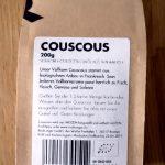 Vollkorn-Couscous von Reishunger