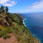 Steilküste bei Ponta do Pargo