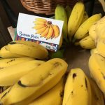 Mercato dos Lavradores: Im Obergeschoss die gleichen Bananen für 9,80€ (statt 3,50€) das Kilo