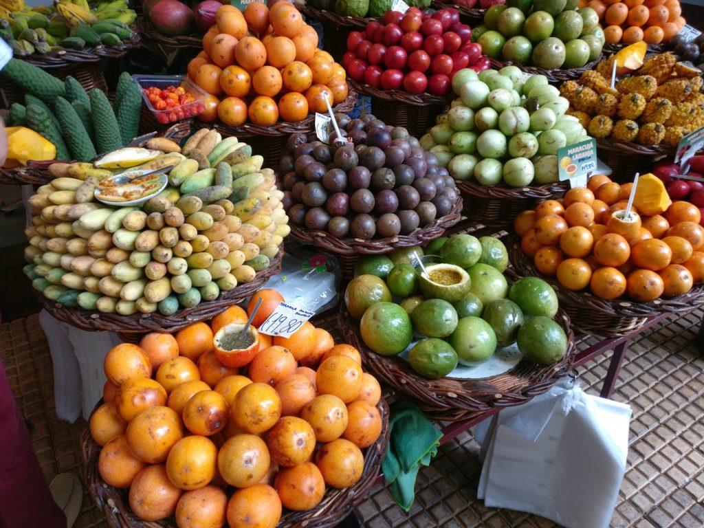 """Markthalle """"Mercado dos Lavradores"""" in Funchal"""