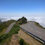 Über den Wolken - die Straße zum Zentralmassiv von Madeira