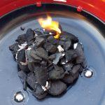 Direkt den Grill anweihen und anfeuern