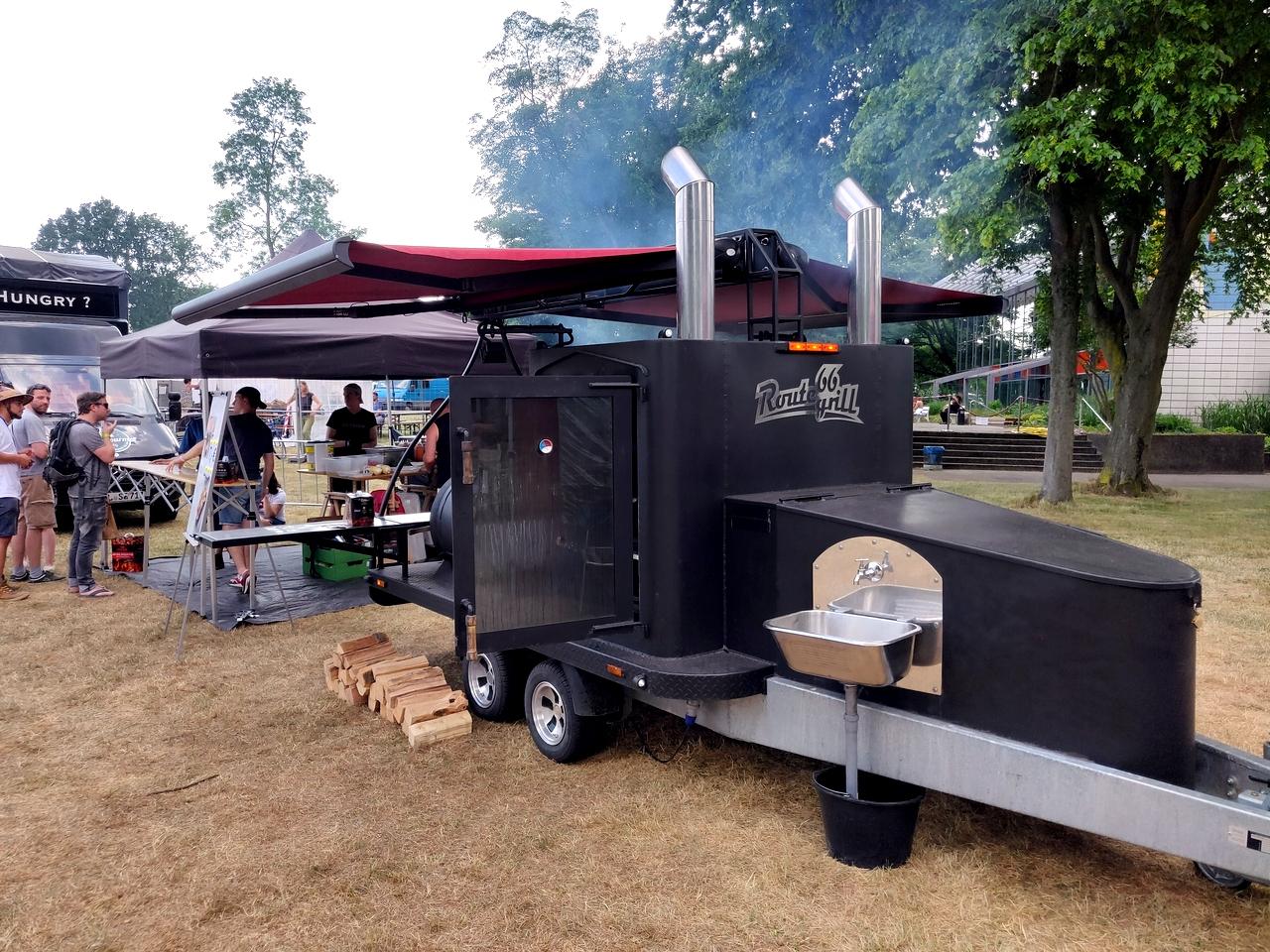 Chili & BBQ Festival Hannover