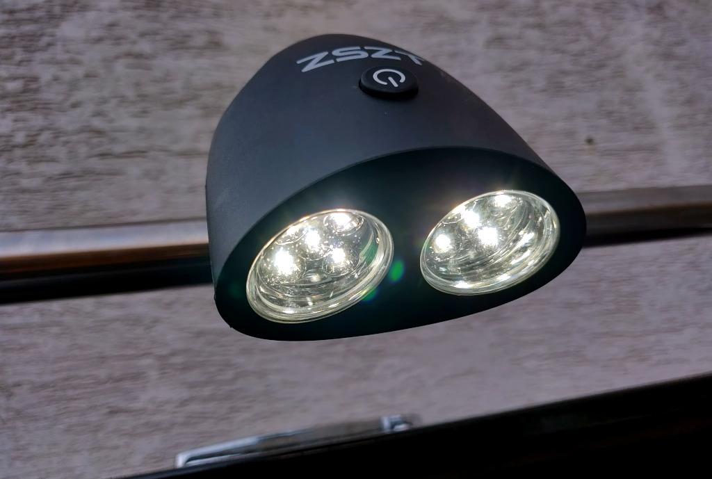 Die Grilllampe - total praktisch!