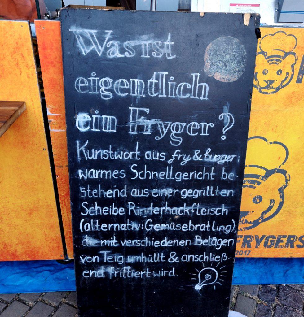 Was ist ein Fryger?